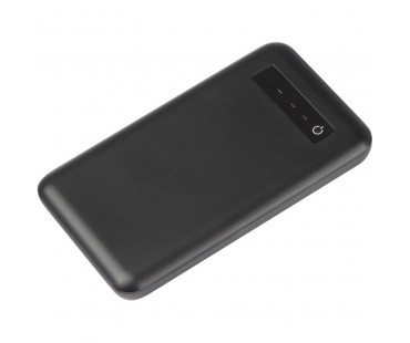 Power bank 8000 mAh black